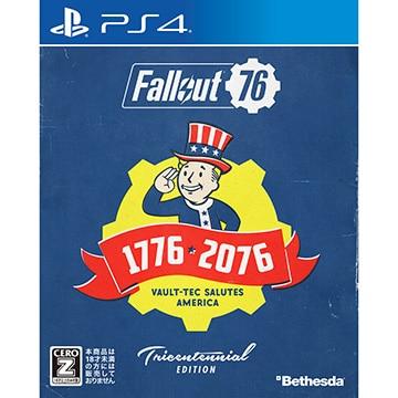ベセスダ・ソフトワークス [PS4] Fallout 76 Tricentennial Edition
