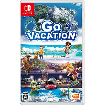 [Switch] GO VACATION
