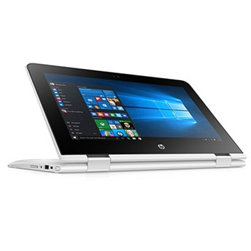HP x360 11-ab (11.6型/Celeron-N4000/メモリ4GB/SSD 128GB/Office有) 4SA14PA-AAAA