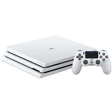 PlayStation(R)4 Pro グレイシャー・ホワイト 1TB CUH-7200BB02
