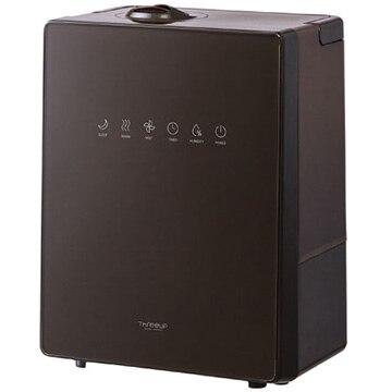 スリーアップ ハイブリッド加湿器 NEWスクエアミスト 湿度コントロール機能付 ブラウン HB-T1825BR