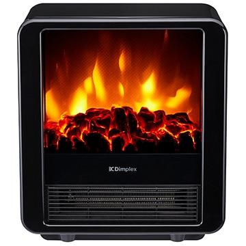 Dimplex 電気暖炉 ファンヒーター内蔵 MiniCube ブラック MNC12BJ
