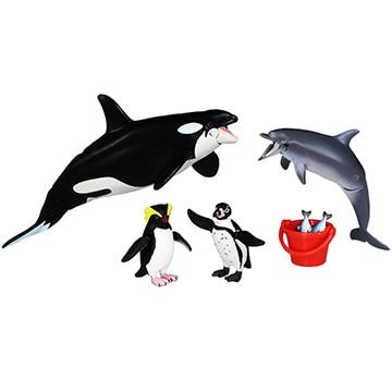 タカラトミー アニア AA-02 水族館の人気者ギフトセット