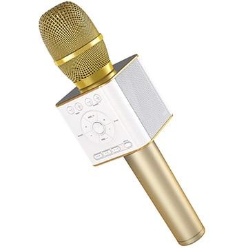 GOPPA シンガソン Bluetoothカラオケデュエットマイク (Gold) GP-BTDMIC/G