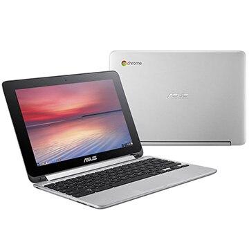 ASUS Asustek Chromebook Flip C100PA シルバー C100PA-FS0002