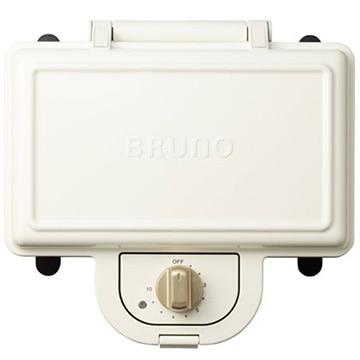 イデアインターナショナル ブルーノ ホットサンドメーカー ダブル ホワイト BOE044-WH