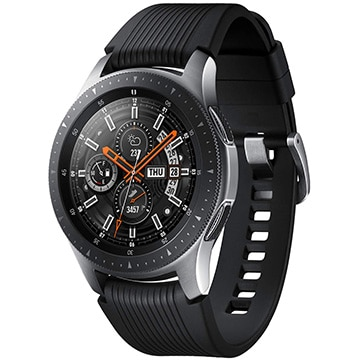 IODATA Galaxy Watch (46mm)/Silver SM-R800NZSAXJP