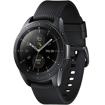 アイ・オー・データ機器 Galaxy Watch(42mm)/Midnight Black SM-R810NZKAXJP