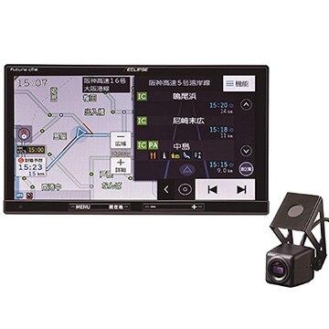 デンソーテン イクリプス Dシリーズ 7V型 メモリーナビ/地デジ/DVD/Bluetooth/WiFi対応 ドラレコ内蔵 AVN-D9
