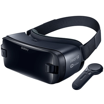 Gear VR with Controller Orchid Gray