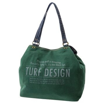 REPAIR ■TURF DESIGN トートバッグ TDTB-1773 GRN
