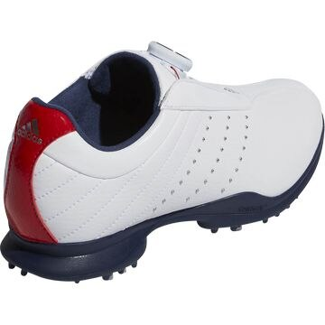 adidas ■Adidas WI973 Driver Boa2.0 ホワイト/スカーレット/カレジエイトネイビー 26.0cm F33605