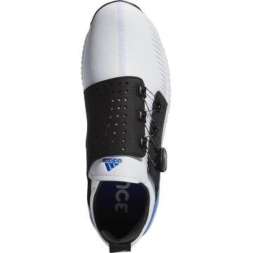 adidas ■Adidas WI967 adic bounce B ホワイト/コアブラック/ブルーメタリック 25.0cm F33573