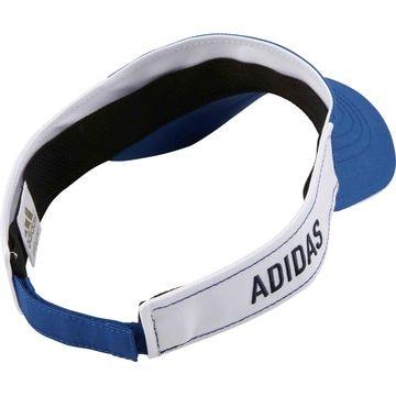 adidas ■Adidas CCR65 adicross コットンツイルバイザー M73964 ブルー