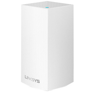 LINKSYS Velop デュアルバンド メッシュWi-Fi 無線ルーター 1個パック WHW0101-JP