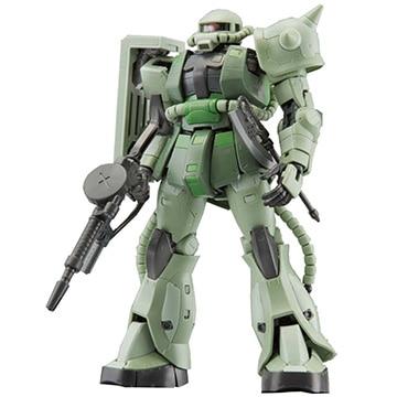 バンダイ RG 1/144 MS-06F 量産型ザク