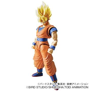 バンダイ 超サイヤ人 孫悟空 【Figure-rise Standard】