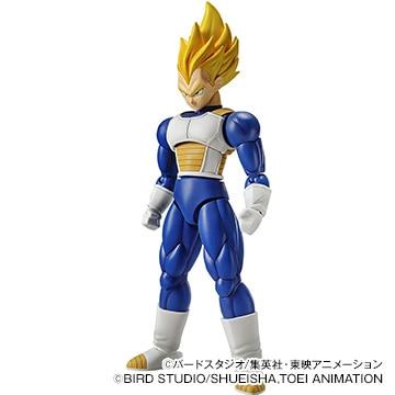 バンダイ 超サイヤ人 ベジータ 【Figure-rise Standard】