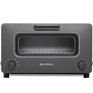 BALMUDA 「BALMUDA The Toaster」 ザ・トースター (ブラック) K01E-KG