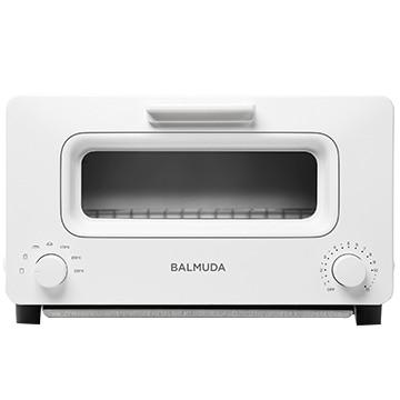 バルミューダ 「BALMUDA The Toaster」 ザ・トースター (ホワイト) K01E-WS