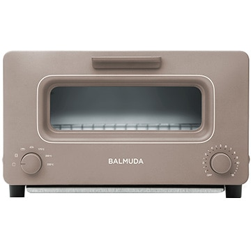 BALMUDA 「BALMUDA The Toaster」 ザ・トースター (ショコラ) K01E-CW