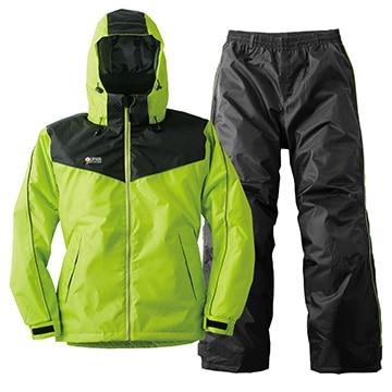 ロゴス ■防水防寒スーツ オーウェン グリーン LL 30336361