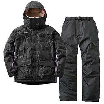 ロゴスコーポーレーション ■動作快適防水防寒スーツ カーティス ブラック L 30342712