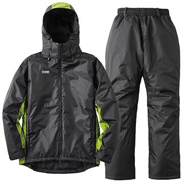 ロゴスコーポレーション ■防水防寒スーツ ステイシー グリーン M 30348363