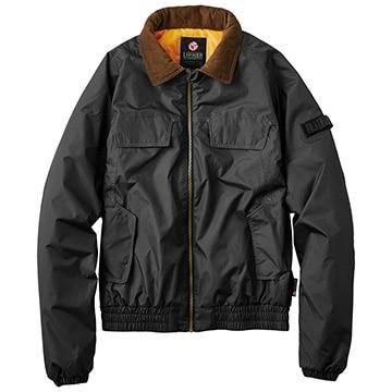 ロゴス ■防水防寒ジャケット ネイサン ブラック LL 30518711