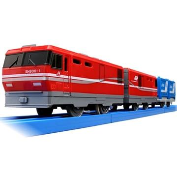 タカラトミー プラレール S-27 EH800電気機関車