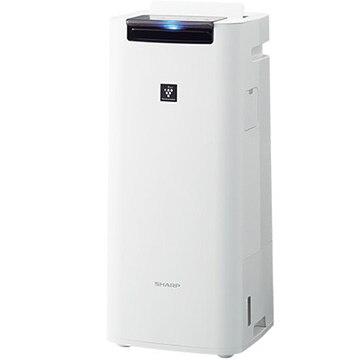 シャープ 加湿空気清浄機 プラズマクラスター25000 ホワイト KI-HS40-W