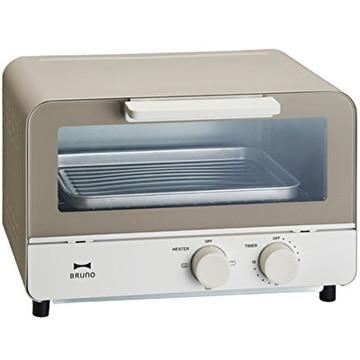 イデアインターナショナル ブルーノ オーブントースター ウォームグレー BOE052-WGY