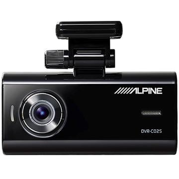 アルパイン ドライブレコーダー(フロントカメラタイプ) DVR-C02S