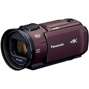 パナソニック デジタル4Kビデオカメラ (ブラウン) HC-VZX1M-T