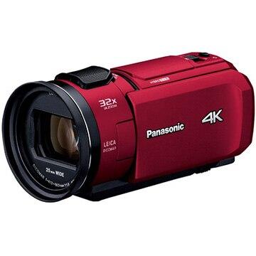 パナソニック デジタル4Kビデオカメラ (レッド) HC-VZX1M-R