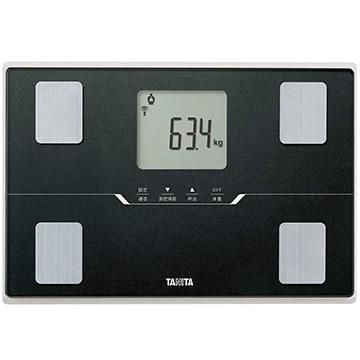 タニタ 体組成計 メタリックブラック BC-768-BK