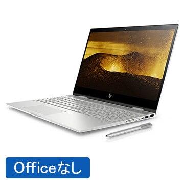 HP ENVY x360 15-cn(15.6型/i7-8500U/メモリ 8GB/SSD 256GB+HDD 1TB) 4JA21PA-AAAA