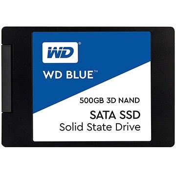 WESTERNDIGITAL 内蔵SSD 2.5インチ 500GB Blue 5年保証 WDS500G2B0A