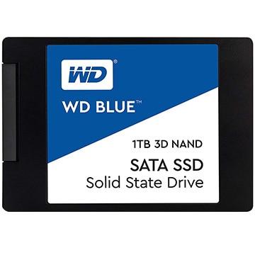 WesternDigital 内蔵SSD 2.5インチ 1TB Blue 5年保証 WDS100T2B0A