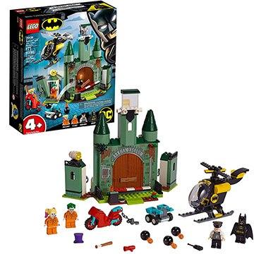 レゴ バットマン(TM)とジョーカー(TM)の脱出 76138 【レゴ スーパー・ヒーローズ】