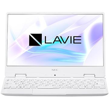 NEC LAVIE Smart NM Celeron 4GB SSD128GB H&B パールホワイト PC-SN15C69AF-2