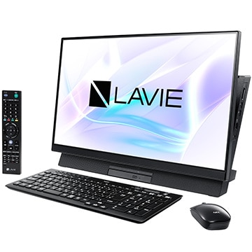 NEC LAVIE Smart DA(S) Core i7 8GB+16GBOptane HDD1TB H&B PC-SD187UCAF-D
