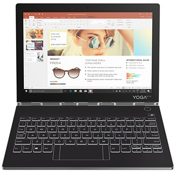 Lenovo 10.8 M3 7Y30/4G/128G/Pen/W10H/Iron Grey Office 2016 ZA3S0144JP