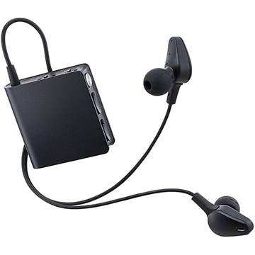 GLIDiC ノイズキャンセリング機能搭載 Sound Air /ブラック WS-7000NC
