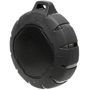 オウルテック Bluetooth 防水スピーカー 最大8時間再生可能 マイク機能 5W ブラック 1年保証付 OWL-BTSPWP01-BK