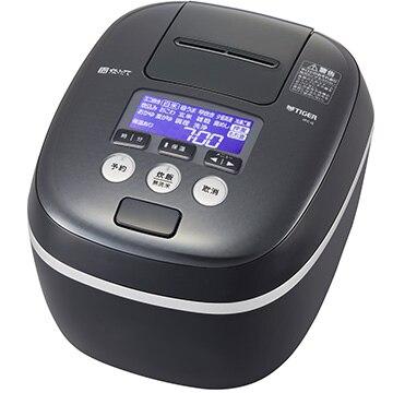 タイガー魔法瓶 圧力IH炊飯器 炊きたて 5.5合炊き モスブラック JPC-G100-KM