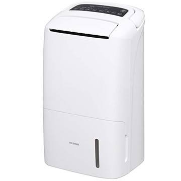 アイリスオーヤマ 空気清浄機能付 衣類乾燥除湿機 コンプレッサー式 DCE-120