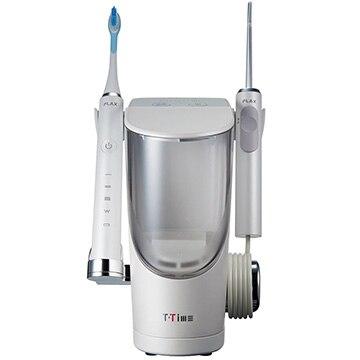 フラックス ●水素水 口腔洗浄器 ハイドロジェットシステム ティータイム(電動歯ブラシ付き) FLTM-19B
