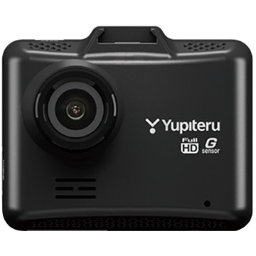 ユピテル FULL HDドライブレコーダー Gセンサー搭載 HDR対応 DRY-ST1100C