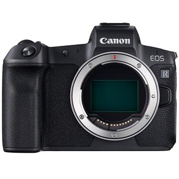 CANON ミラーレスカメラ EOS R ボディ EOS_R_BODY